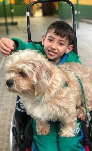 Henrique e seu cão, Pipo