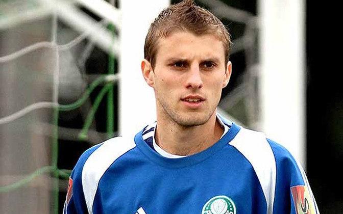 Henrique: teve chance no Brasil nas duas passagens dele pelo Palmeiras, em 2008 e 2013.