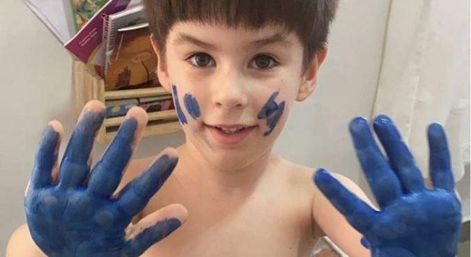 Henry Borel, de 4 anos de idade, foi levado já sem vida a hospital do Rio