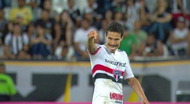 A diretoria quer um líder na Libertadores de 2019. Hernanes 75354bec2834c