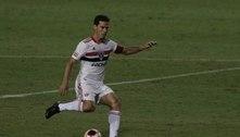 Hernanes explica saída do São Paulo: 'Quero voltar a jogar futebol'