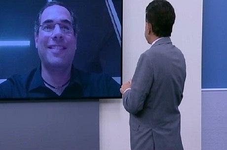 Heródoto Barbeiro conversa com Suhel Sarhan Junior sobre patentes