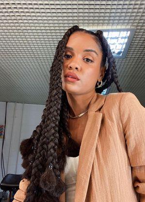 """Heslaine Vieira fará uma vilã em """"Nos Tempos do Imperador"""""""