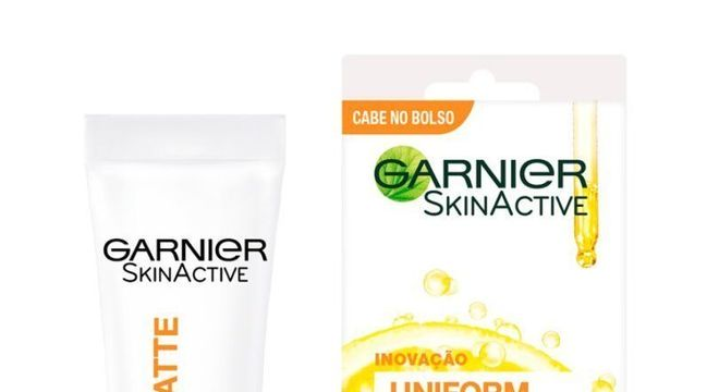 Hidratante Facial Uniform&Matte com FPS 30 e Vitamina C