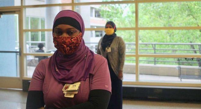 Utensílio está sendo doado para profissionais de saúde