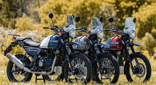 Moto trail tem motor de 400cc e mantém seu conjunto mecânico na linha 2021 com adição do ABS