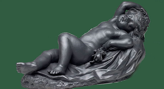 Birmingham Museum of Art Observe o que Hipnos, deus do sono, tem na mão