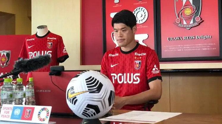 Hiroki Sakai - Clube: Urawa Red Diamonds - Seleção: Japão - Posição: Lateral-direito - Idade: 31 anos - Valor segundo o Transfermarkt: 4 milhões de euros (aproximadamente R$ 24,18 milhões)