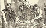 Segundo o livro, resenhado em uma matéria daSmithsonian Magazine, os médicos consideravam que o cadáver