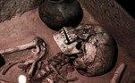 Algumas pessoas chegavam a comer múmias egípcias, principalmente os crânios, alegando que eram bons para