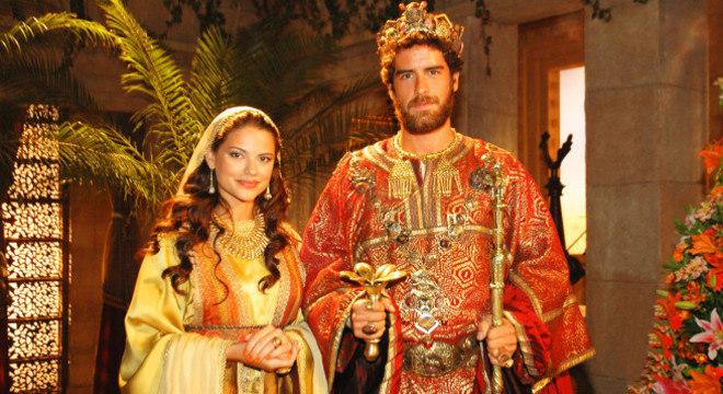 """A Record TV já fez outras minisséries bíblicas como """"A História de Ester"""""""