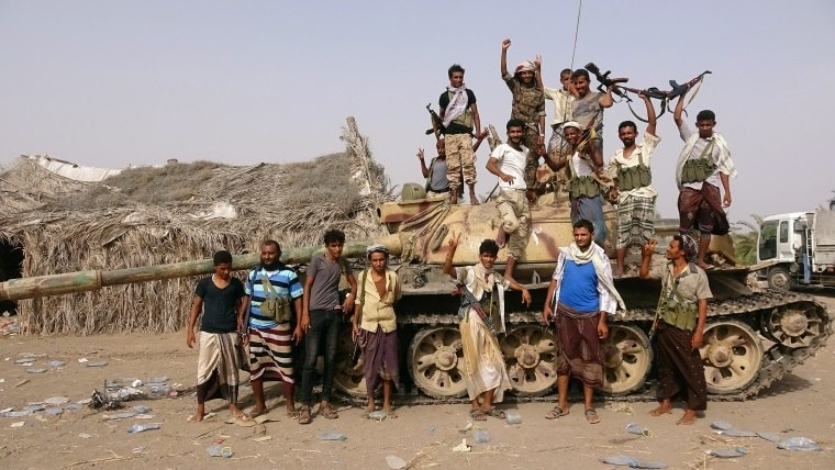 Iêmen tem a maior batalha na guerra de três anos