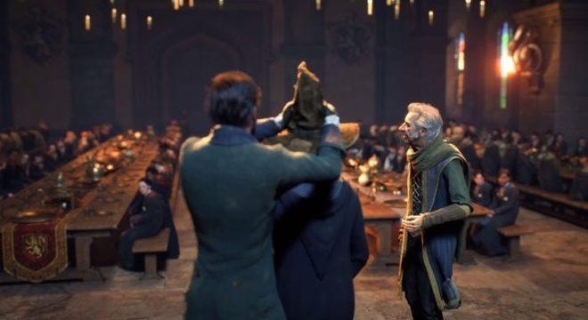 Hogwarts Legacy deve permitir criação de personagens trans (Imagem: Divulgação/Warner)