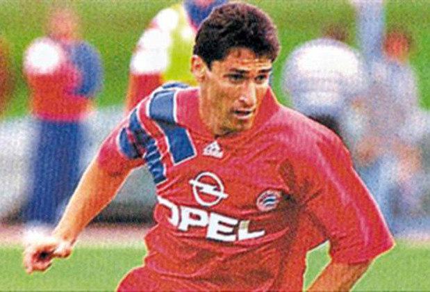 Hoje técnico no futebol brasileiro, o tetracampeão Jorginho ganhou a Bundesliga de 1994 pelo Bayern de Munique. Mas até hoje é lembrado com respeito.