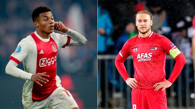Holanda (Eredivisie) -  Ajax e AZ Alkmaar serão os representantes do país na próxima Champions League (2020/21). O Campeonato Holandês foi finalizado, já que o governo decretou que está proibido qualquer evento de grande porte no país até setembro