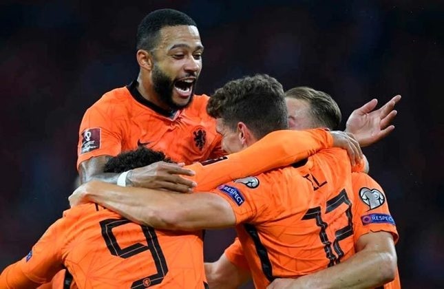 Holanda: um título