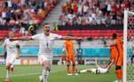 Os tchecos enfrentarão a Dinamarca, que venceu o País de Gales nas oitavas, na próxima fase da competição
