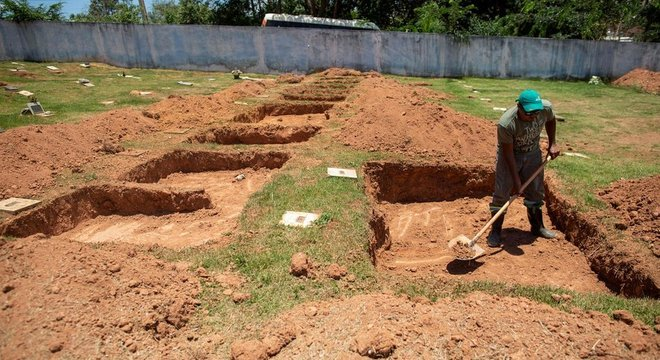 Maior parte dos corpos da tragédia em Brumadinho serão enterrados no Parque das Rosas