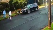 Homem com andador e gesso participa de furto em Ribeirão Preto