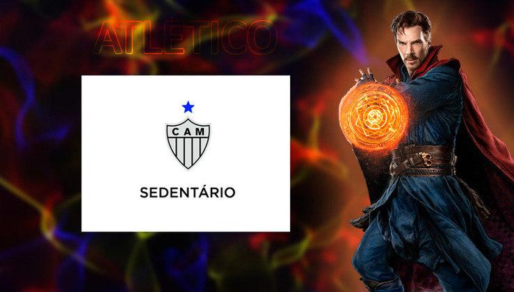 Homem-Aranha 3: Com o erro no feitiço, o Atlético Mineiro virou