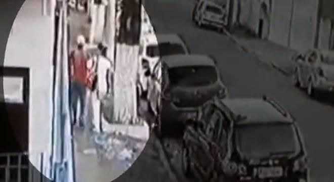 Suspeito ofereceu uma carona para a ex-mulher