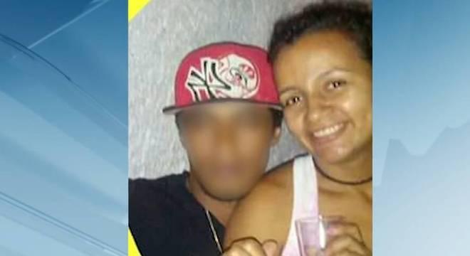 Nataniele está internada em estado grave, com 95% do corpo queimado