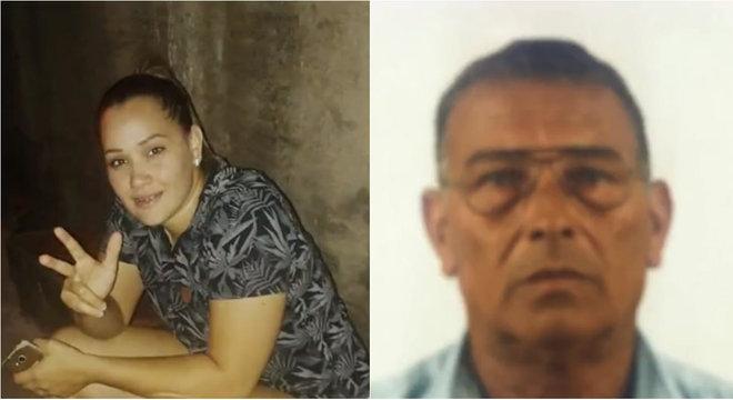 Amiga e pai do homem foram baleados. O pai morreu no local após tiro à queima-roupa