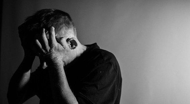 Pesquisadores observaram aumento de ansiedade e depressão em pacientes