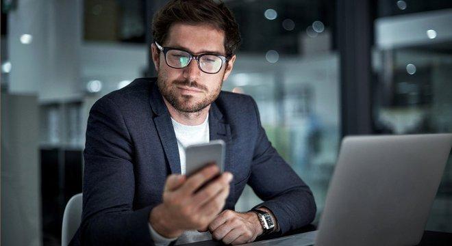 Você se distrai facilmente com os aplicativos do seu telefone?