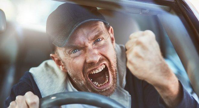 A 'cara de raiva' é algo que herdamos dos nossos ancestrais