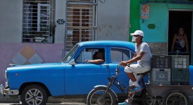Havana, epicentro da segunda onda, registrou 5 novos casos