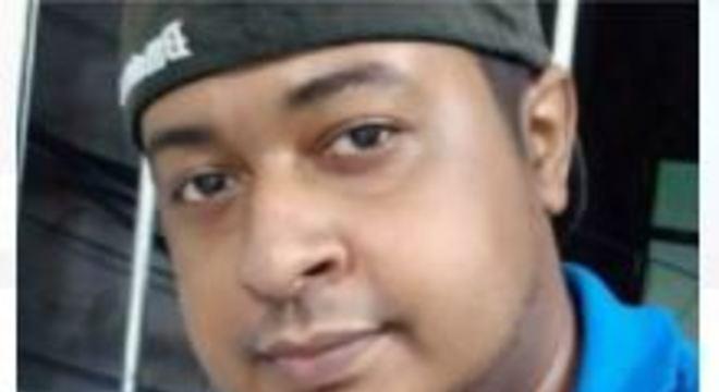 Jaílson Daniel da Silva, de 30 anos, desapareceu nesta terça-feira (8)