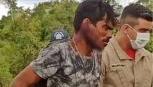 Homem é espancado no MS após ser confundido com Lázaro Barbosa