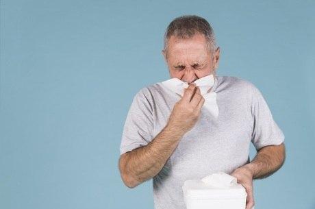 Idosos representam a maior parte dos óbitos por gripe