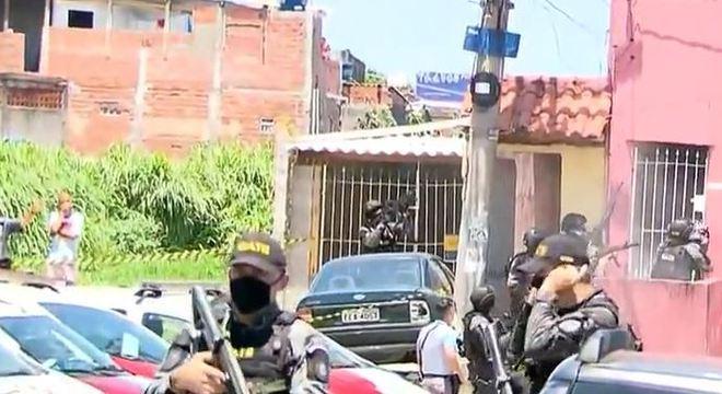 Homem fez mulher e filho reféns em casa na zona leste de São Paulo