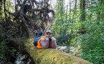 O fotógrafoJeff Wirth decidiu configurar sua câmera para registrar a vida selvagem após ter percebido sinais de que linces passavam por uma trilha perto de sua casa*Estagiária doR7, sob supervisão de Filipe Siqueira