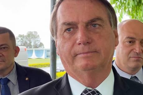 Doador anônimo só pedia uma foto com Bolsonaro