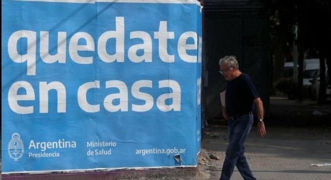 País enfrenta um agravamento da crise econômica com a pandemia de coronavírus