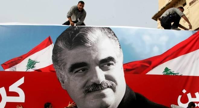 Rafik Hariri foi morto em um atentado a bomba em Beirute em 2005