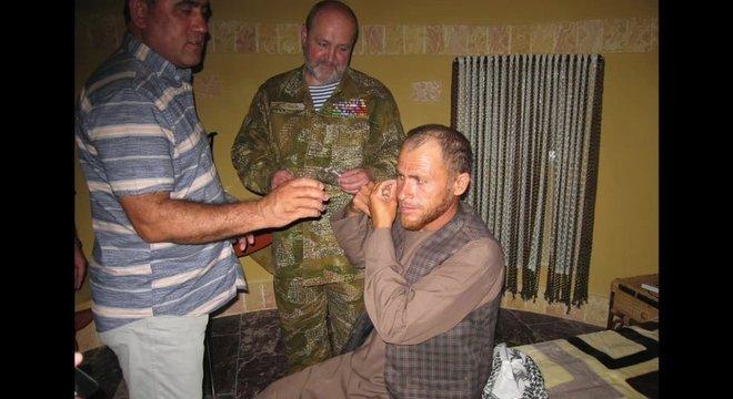 O grupo de veteranos coletou amostras da DNA do homem para testar se são compatíveis com as de Igor