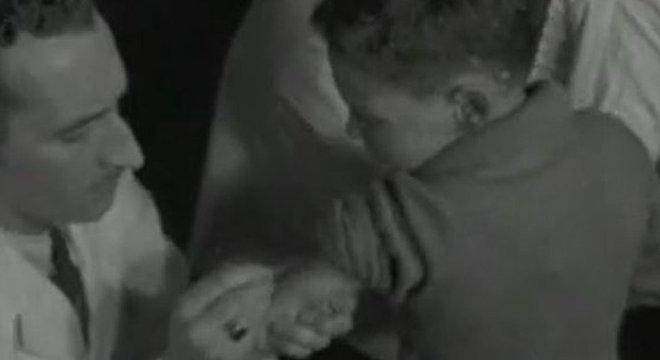 Vacinação foi feita às pressas para frear varíola na Escócia