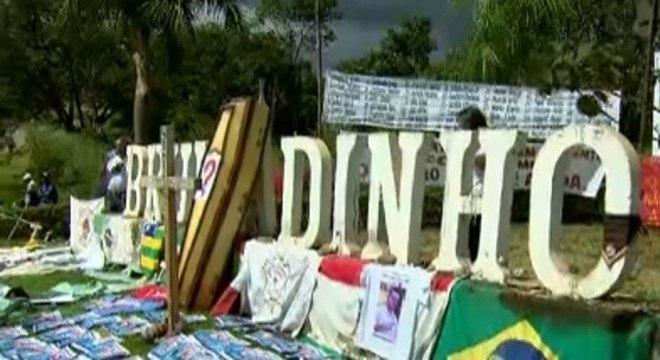 Homenagem a vítimas da tragédia acontecem em Brumadinho