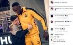 Usain Bolt também prestou homenagem: 'Descanse em paz para a lenda Maradona'