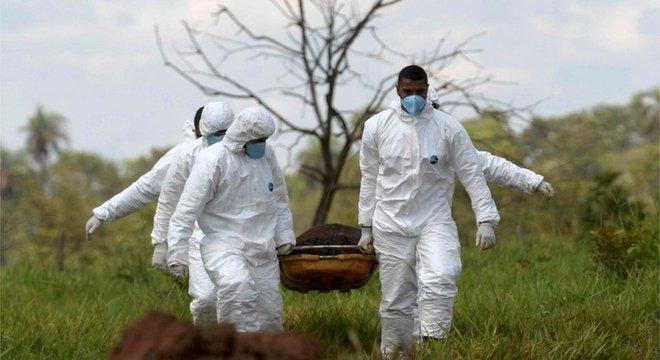Brasil é o 4º colocado em mortes decorrentes de acidentes de trabalho