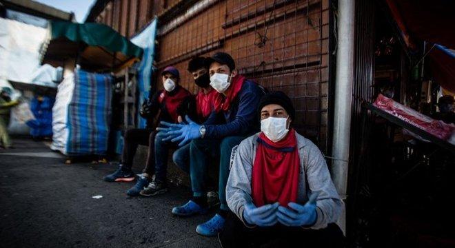 Equador impôs medidas para conter pandemia desde início de março, logo após registrar primeiro caso de covid-19.