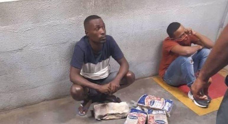 Bruno Barros e Yan Barros foram encontrados no porta-malas de um carro dia 26 de abril