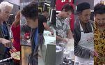 Os homens estão dominando a cozinha do Power Couple Brasil 5! Diariamente, os participantes mostram suas habilidades em cozinhar para os colegas e arrasam em diversos pratos diferentes. Confira!