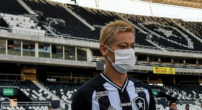 Botafogo: três meses parado. Obrigado a jogar domingo às 11 horas
