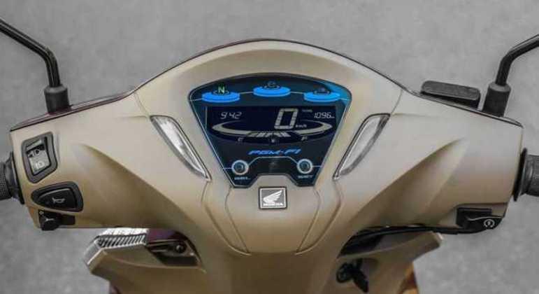 A segunda posição entre as motos mais vendidas fica com o Honda Biz, que registrou 14.591 unidades emplacadas