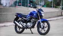 Honda CG 160 quase vende dez vezes mais que rival direta segundo Abraciclo